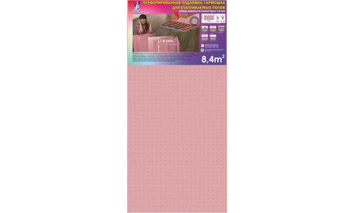 Подложка Solid для теплого пола (гармошка)