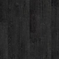 Ламинат Quick Step Impressive Дуб Черная Ночь 1862