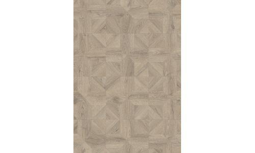 Ламинат Quick Step Impressive patterns Дуб серый теплый брашированный