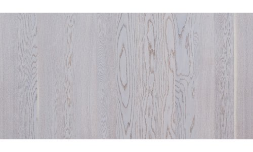 Паркетная доска Floorwood 138 OAK Orlando WHITE MATT LAC1S