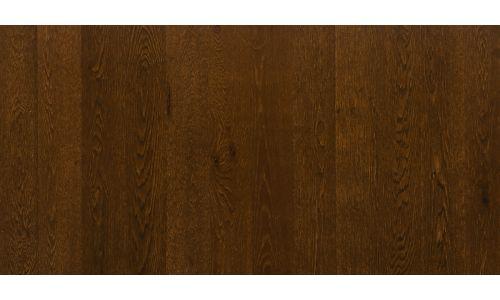 Паркетная доска Floorwood Madison dark brown LAC 1S