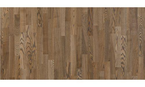 Паркетная доска Floorwood ASH Madison brown OIL 3S